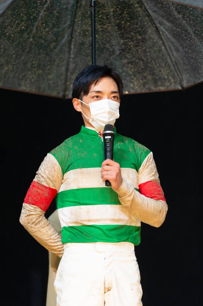 【レディスプレリュード】矢作師「地元ですので、本当に嬉しいです」矢作厩舎2夜連続の交流重賞勝利