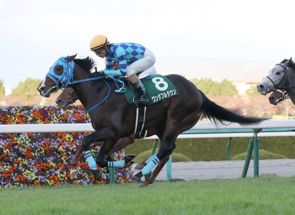 【青葉賞登録馬】ワンダフルタウンなど22頭が登録