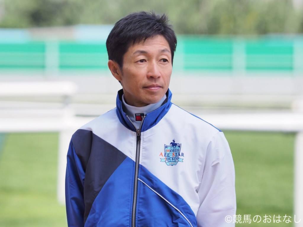 武豊騎手 JRA年間100勝達成!