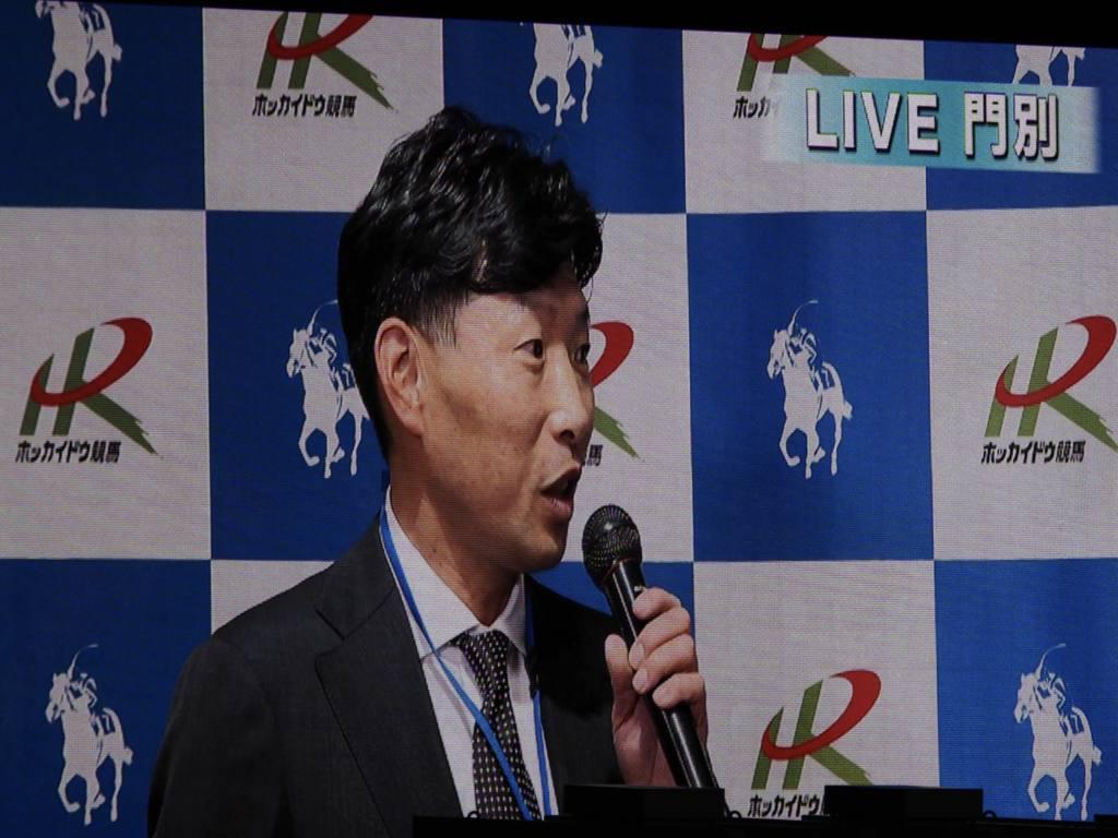 【JBCクラシック】吉田俊介氏「本当に強い馬」クリソベリル国内無敗