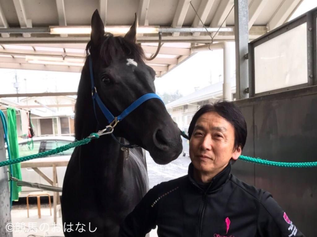西内荘・装蹄担当馬「今週の重賞出走馬」