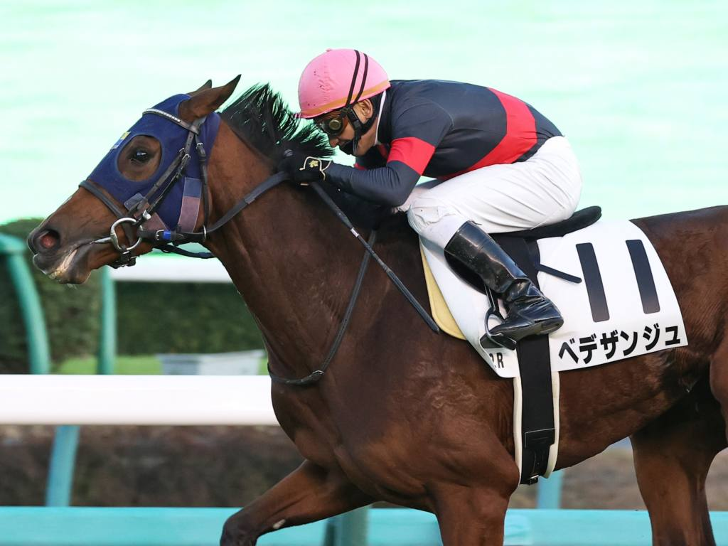【中山12R】久保田師「素晴らしいエスコート」ベデザンジュが三連勝