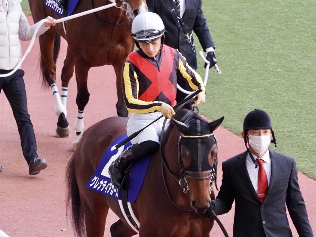 【朝日杯FS】川田「能力値が高い馬」グレナディアガーズがG1初制覇
