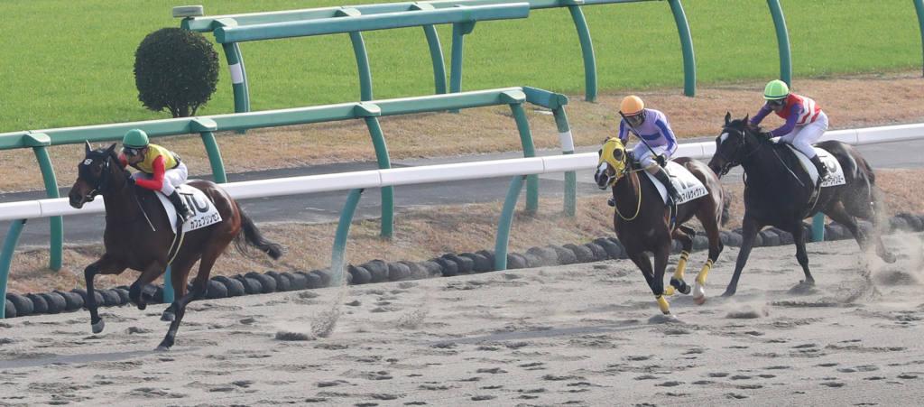 【新馬/中山6R】ドゥラメンテ産駒 カフェプリンセスが5馬身差圧勝
