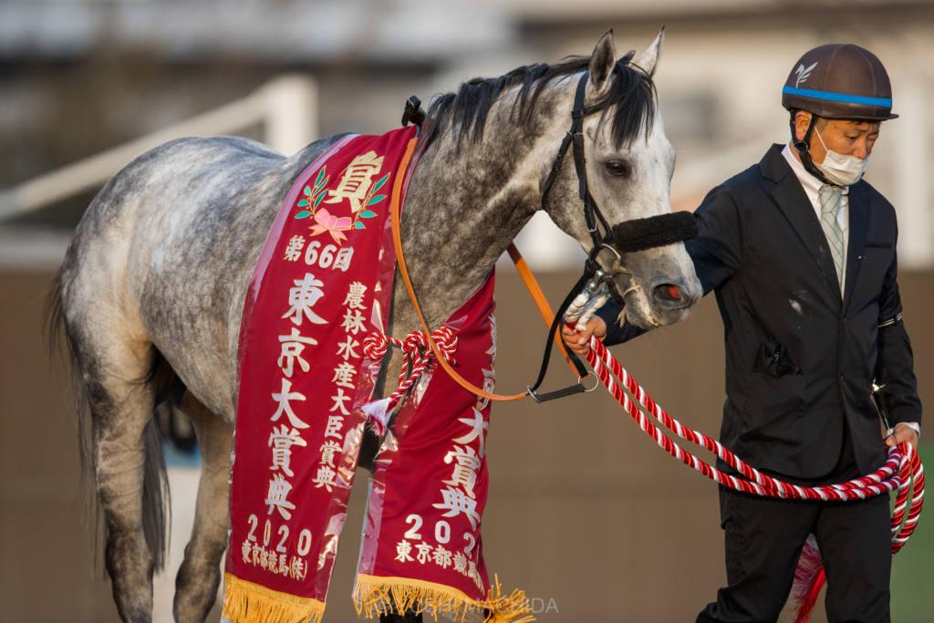 【東京大賞典】安田翔師「感謝の気持ちでいっぱい」オメガパフュームが史上初の3連覇達成