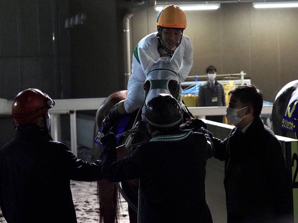 【全日本2歳優駿】北村友一「スイッチが入らないまま…」レース後関係者コメント