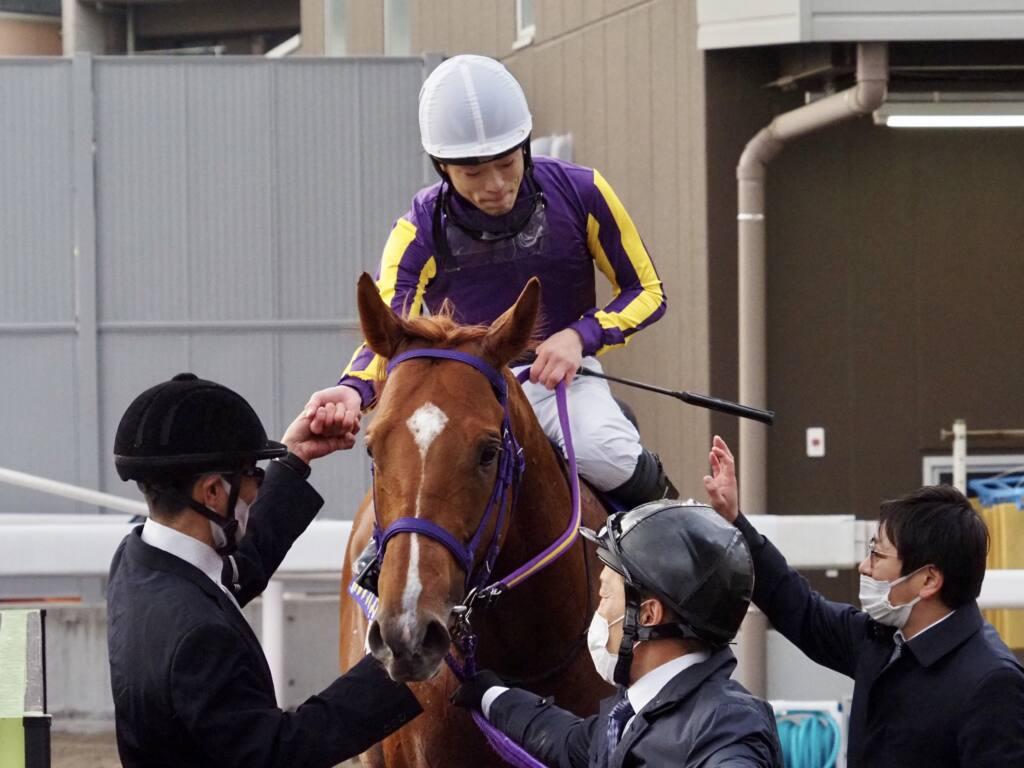 【川崎記念】張田「馬の力を信じて」カジノフォンテンが中央勢撃破