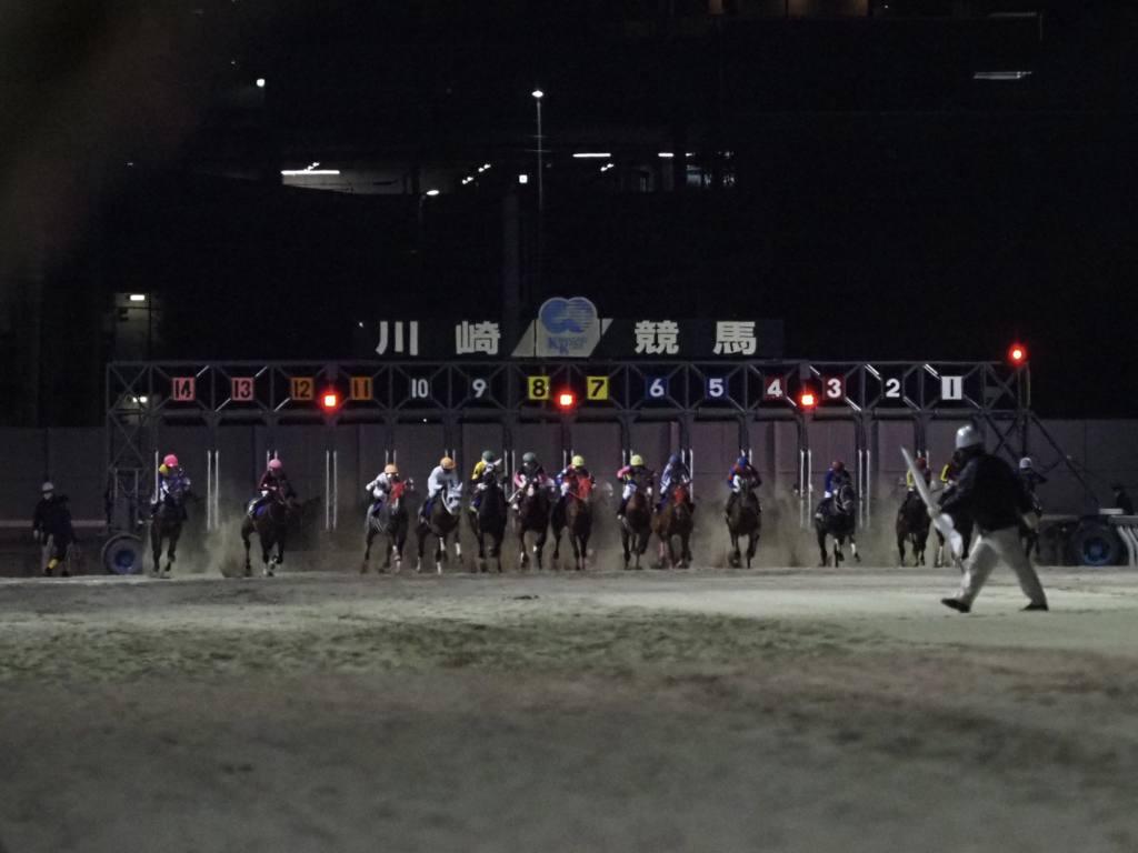 川崎競馬場における南関東地方競馬の場外発売の中止について