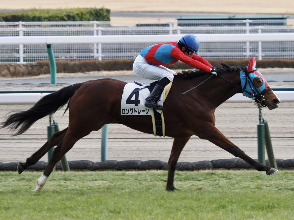 【新馬/中京4R】ヘニーヒューズ産駒 リアンクールが断然の支持に応える