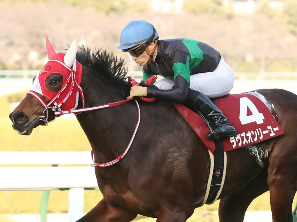 【京都記念】川田「彼女が走りたいリズムで」ラヴズオンリーユーが復活V