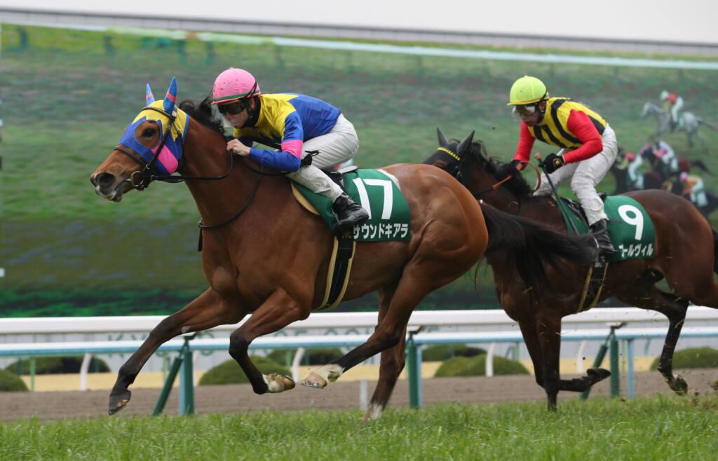 【外厩】京都牝馬ステークス
