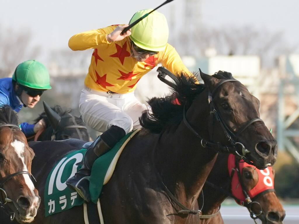 【新馬/東京6R】単勝178倍超!伏兵ニシノオイカゼがVで波乱