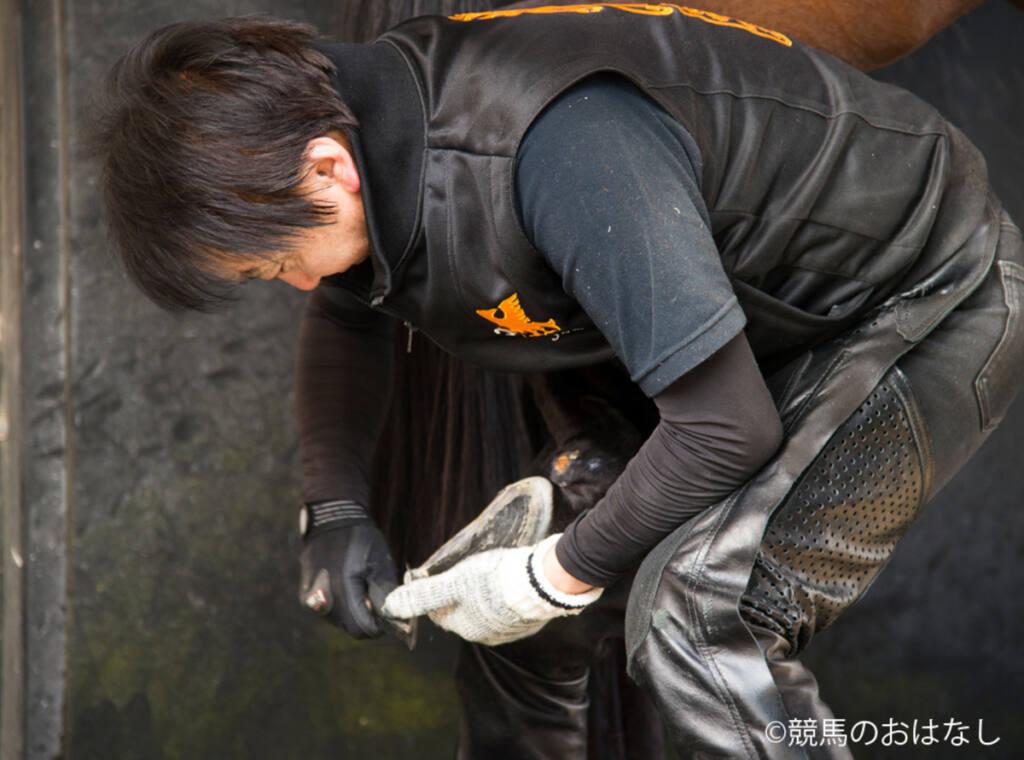 西内荘/装蹄の感触が良かった馬【3/28日曜版】