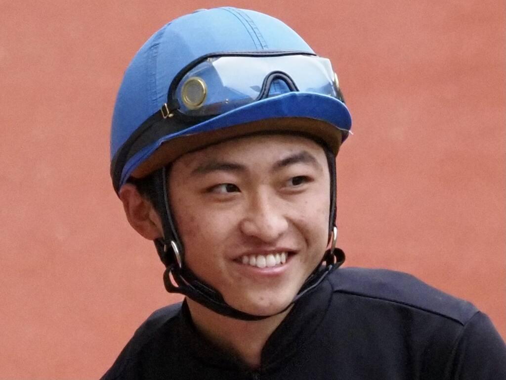 西谷凜騎手 JRA初勝利!