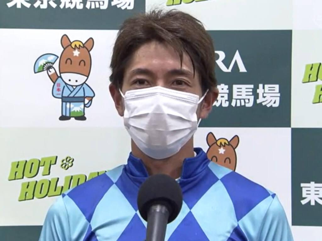 【青葉賞】和田竜「挑戦状叩きつけたい」ワンダフルタウンが重賞2勝目