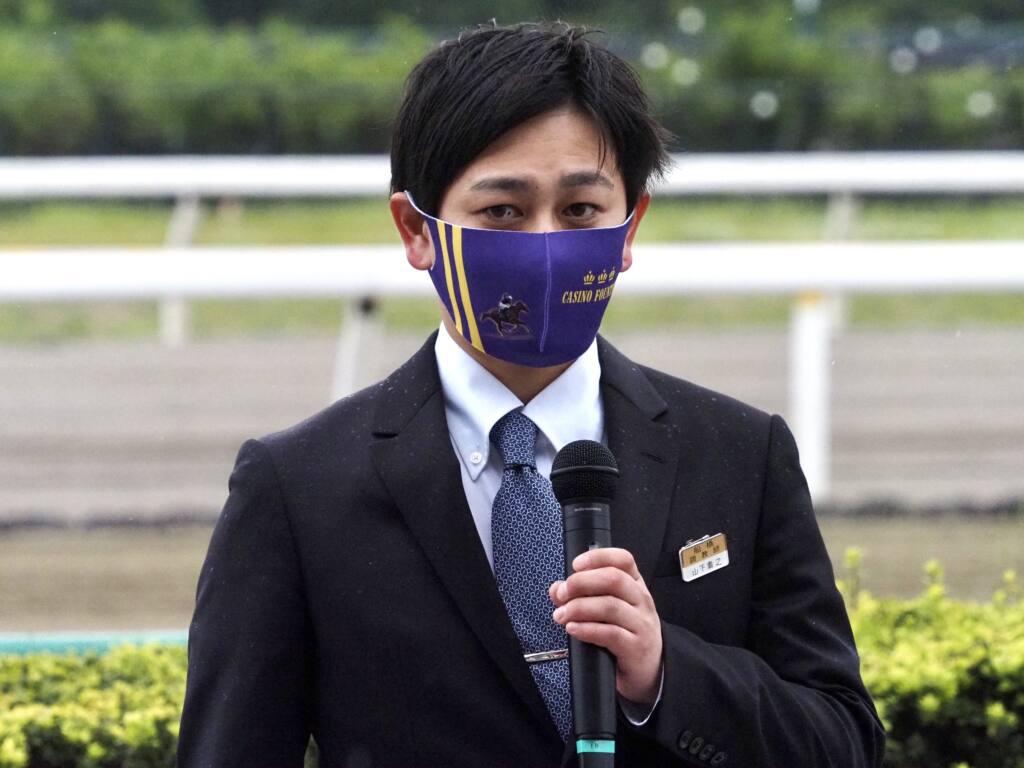 【かしわ記念】山下師「帝王賞で強い馬と対決したい」カジノフォンテンが交流G1、2勝目