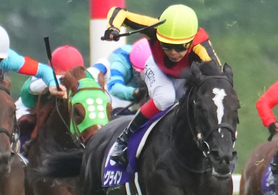 【NHKマイルC】池添謙「最後に左手前に…」レース後ジョッキーコメント