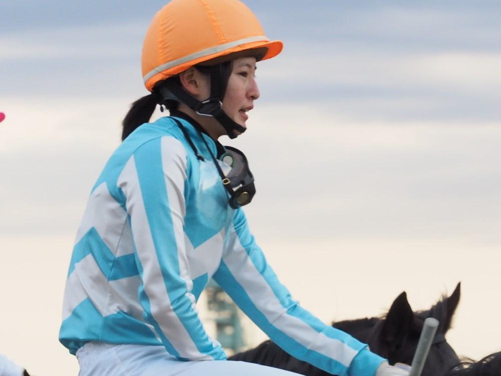藤田菜七子騎手 騎乗馬