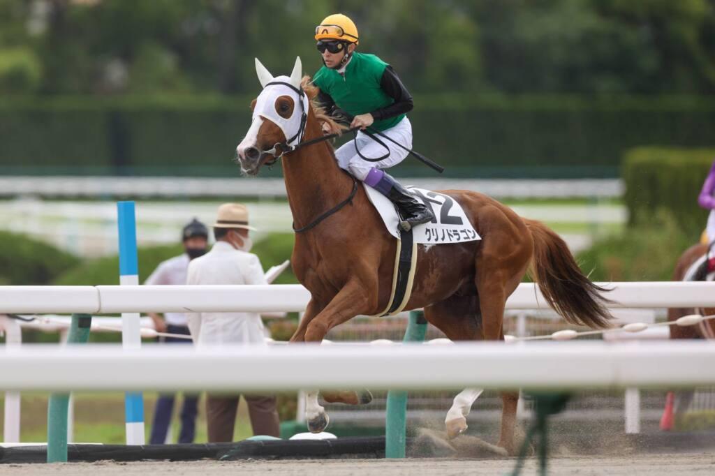 【中京3R】武豊 クリノドラゴンが6馬身差圧勝