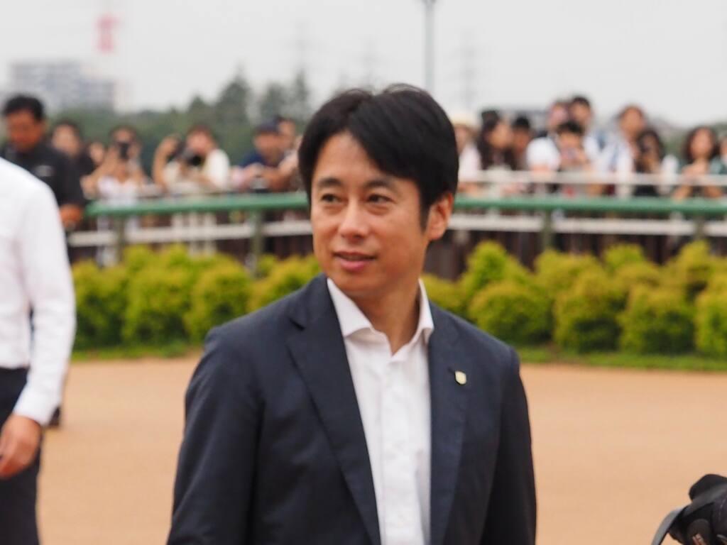 萱野浩二調教師 JRA通算300勝達成!