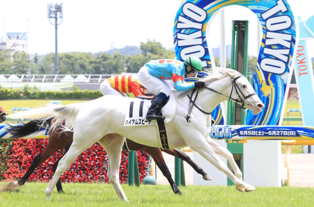 【札幌2R】武豊 ペイルライダーが初勝利