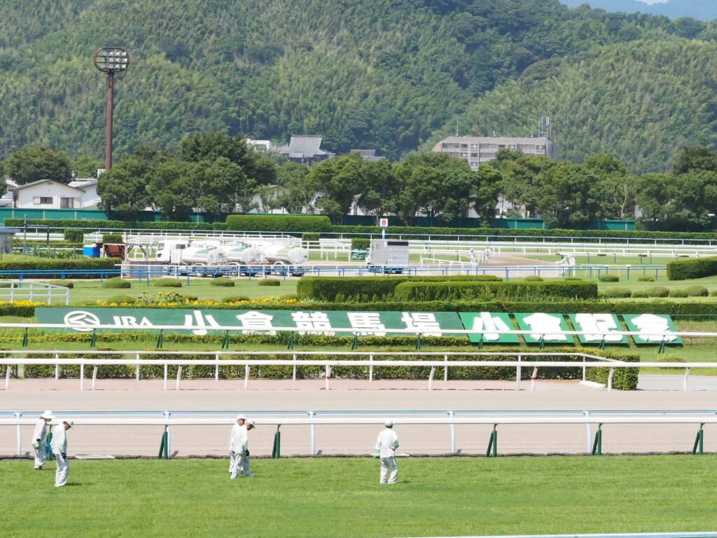 第3回小倉競馬・第1回函館競馬の入場について