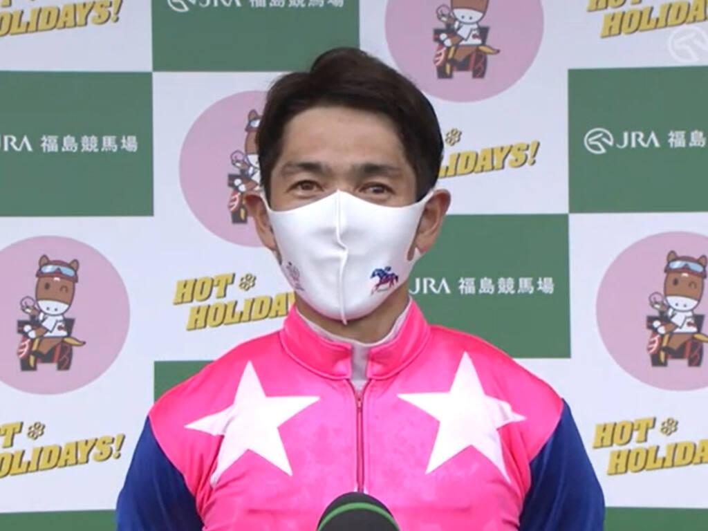 【七夕賞】戸崎「祈りが叶うと良いな」トーラスジェミニが重賞初制覇