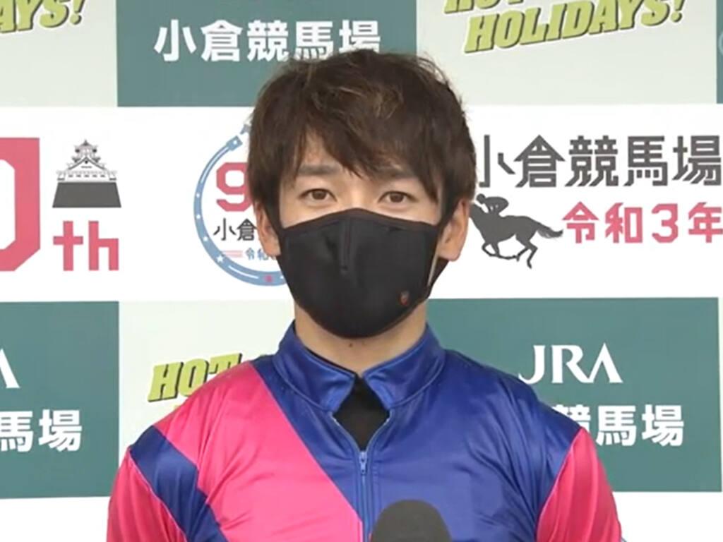 【プロキオンS】松山「馬の力を信じて乗りました」メイショウカズサが重賞初制覇