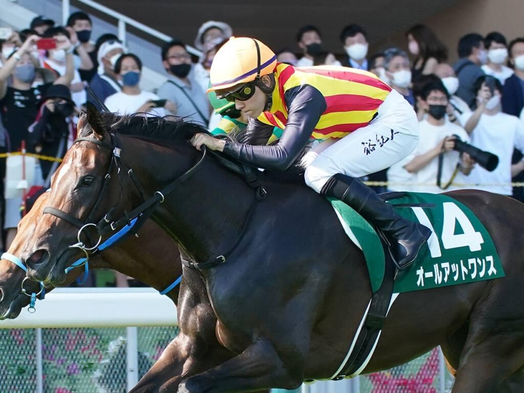 【アイビスSD】石川「スピードを信じて乗るだけでした」オールアットワンスが重賞初制覇