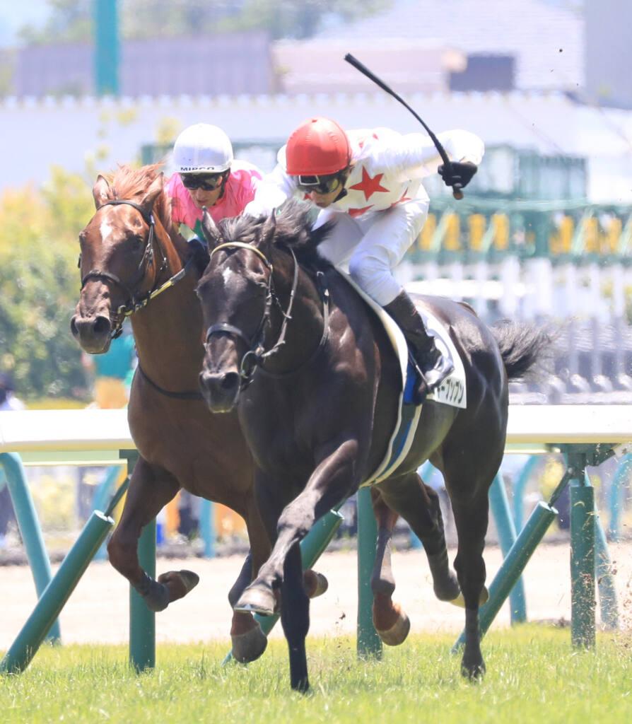 【福島4R】菜七子が連日V!スマートルグランで4馬身差完勝