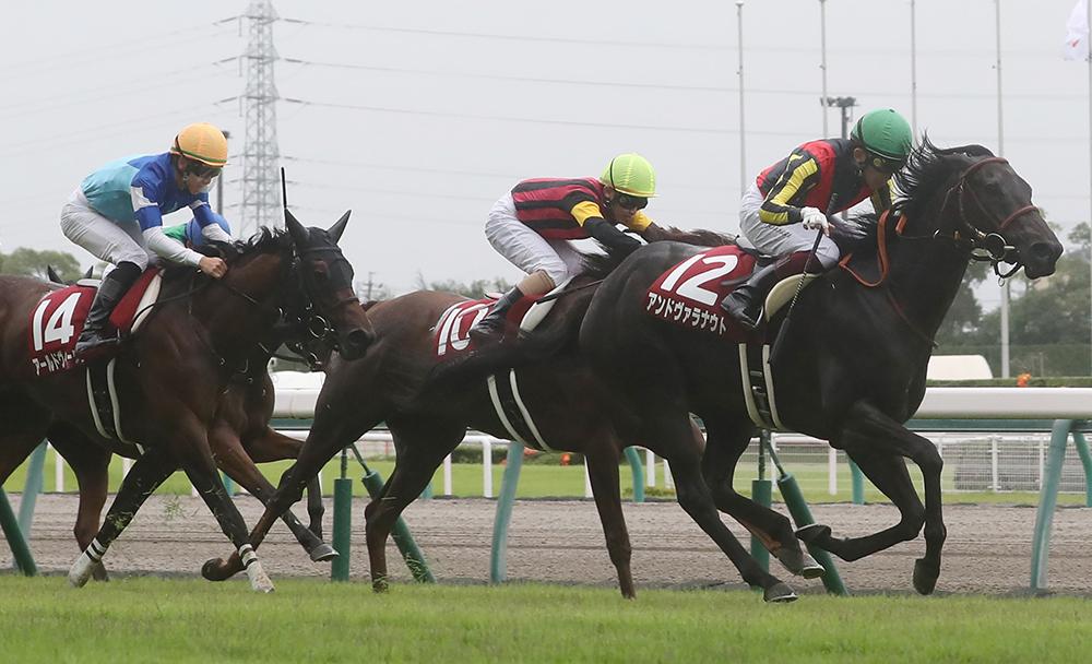 【ローズS】アンドヴァラナウトが重賞初制覇!秋華賞への権利獲得