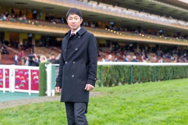 【PHOTO】武豊騎手フランス遠征