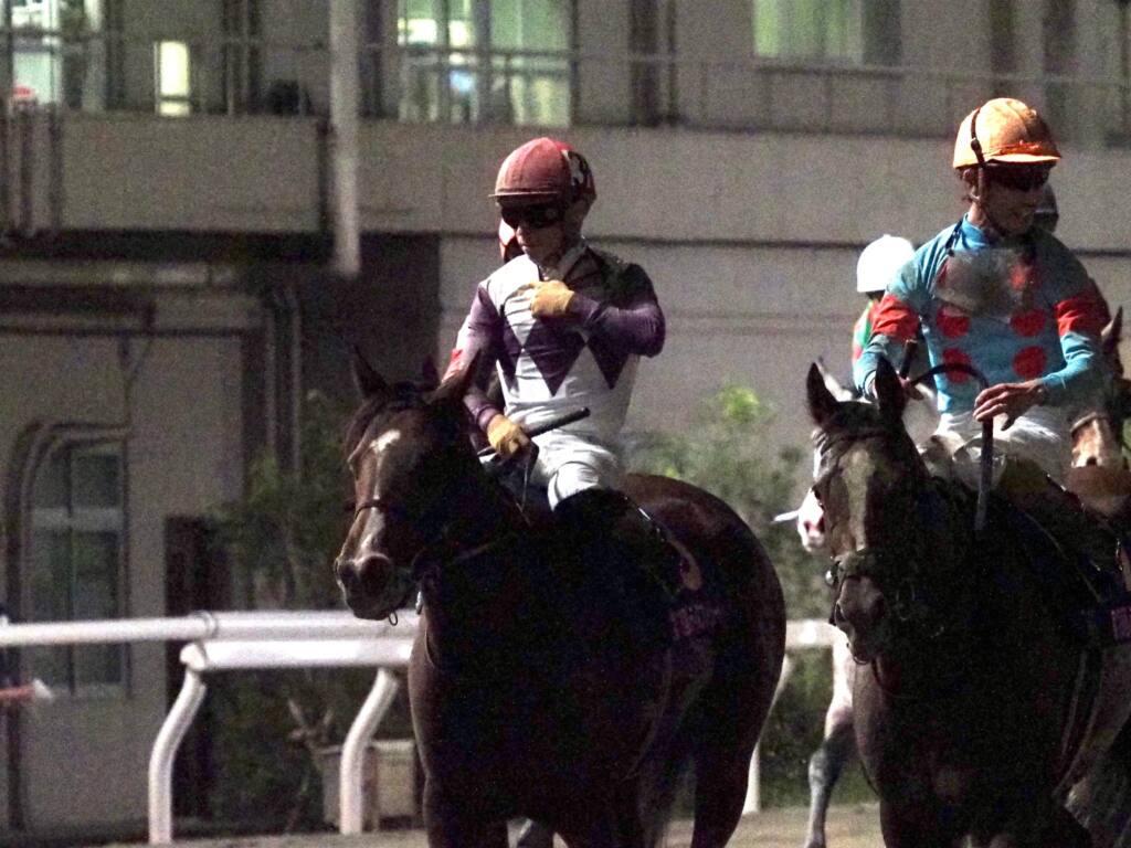 【レディスプレリュード】川田「次に向けて準備」レース後ジョッキーコメント